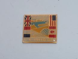 Pin's D-DAY ARROMANCHES  06/06/1944 - Militaria