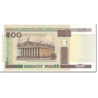Billet, Bélarus, 500 Rublei, 2011, 2011-03-15 (Old Date 2000), KM:27b, NEUF - Belarus