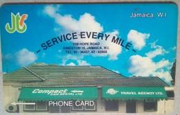 10JAMA Rental Car  MINT J$10 Complementary - Jamaica
