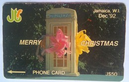10JAMB Merry Christmas J$50 - Jamaïque