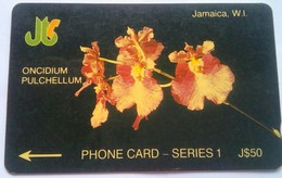 11JAMA Orchids J$50 - Giamaica