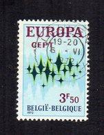 Belgio - 1972 - Europa  CEPT - Usato - (FDC12037) - Europa-CEPT
