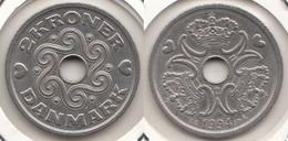Danimarca 2 Kroner 1994 KM#874.1 - Used - Denmark