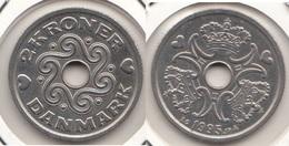 Danimarca 2 Kroner 1995 KM#874.1 - Used - Denmark