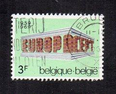 Belgio - 1969 - Europa  CEPT - Usato - (FDC12039) - Europa-CEPT