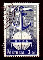 Portogallo-A-0092 - Emissione 1952 (o) Used - Senza Difetti Occulti. - 1910 - ... Repubblica