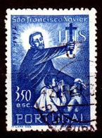 Portogallo-A-0093 - Emissione 1952 (o) Used - Senza Difetti Occulti. - 1910 - ... Repubblica