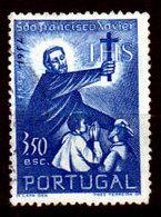 Portogallo-A-0094 - Emissione 1952 (o) Used - Senza Difetti Occulti. - 1910 - ... Repubblica