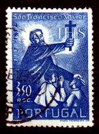 Portogallo-A-0095 - Emissione 1952 (o) Used - Senza Difetti Occulti. - 1910 - ... Repubblica