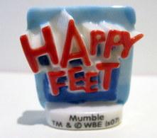 Fève Brillante - Happy Feet Mumble - TM & WB - Charms