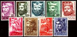 Portogallo-A-0096 - Emissione 1955 (++) MNH - Senza Difetti Occulti. - 1910 - ... Repubblica