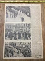 ANNEES 20/30 FETES DE LA VIRGA JESSE A HASSELT CHAR GROTTE MASSABIELLE VIERGE NOIRE - Collections
