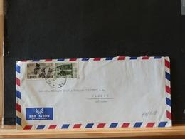 79/688    LETTRE  KATANGA  POUR LA HOLLANDE  1962 - Katanga