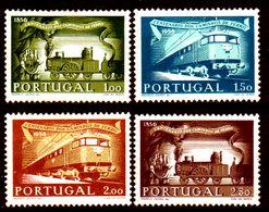 Portogallo-A-0097 - Emissione 1956 (+) Hinged - Senza Difetti Occulti. - 1910 - ... Repubblica