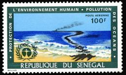 Senegal PA 0119** - Protection  MNH - Sénégal (1960-...)