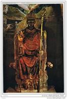VERONA:  BASILICA  DI  S.  ZENO  -  STATUA  DI  SAN  ZENO  -  FG - Tableaux, Vitraux Et Statues