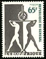 Senegal 0386** - Europafrique  MNH - Sénégal (1960-...)
