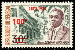 Senegal 0380** - Diagne  Surcharge  MNH - Sénégal (1960-...)