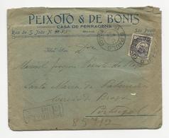 Cover * Brazil * 1910 * Registered * Casa De Ferragens ''Peixoto & De Bonis'' * São Paulo - Brazil