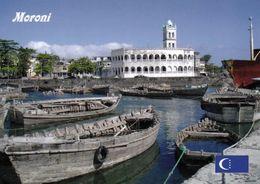 1 AK Komoren * Moroni - Hauptstadt Und Größte Stadt Der Komoren - Moroni Liegt Auf Der Insel Grande Comore * - Comoros