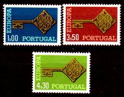 Portogallo-A-0099 - Emissione 1968 (++)MNH - Senza Difetti Occulti. - 1910 - ... Repubblica