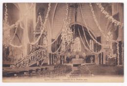 Eglise D'Onzain - Souvenir De La Mission 1927 (décorations) Pas Circulé - France