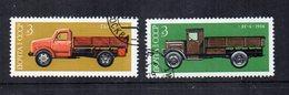 Russia - 1976 - 2 Francobolli Temtica Trasporti - Camion - Usati - (FDC12043) - Camion