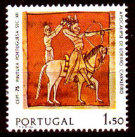Portogallo-A-0100 - Emissione 1975 (++) MNH - (Immagine Campione) Con Fosforo - Senza Difetti Occulti. - 1910 - ... Repubblica