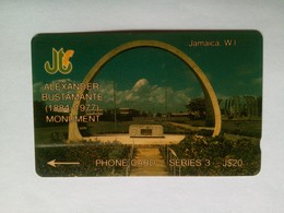 14HAMB Alexander Bustamante  J$20 MINT - Jamaica