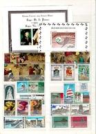 Belgien Lot Postfrisch  (K11) - Briefmarken