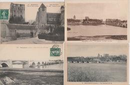 18/9/518. -  LOT  DE  6  CPA  &  5  CPSM  DE  BEAUGENCY   (45 ) Toutes Scanées - Cartes Postales