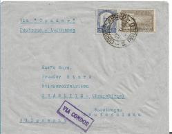 Br010 / Brasilien, Brieff,  1. Ausrufung Der Republik 1792 Per CONDOR-FLUG 1938 Nach Graslitz (Erzgebirge - Brazil