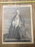 ANNEES 20/30 5 EME ANNIVERSAIRE DU COURONNEMENT DU PAPE PIE 11 XI - Collections