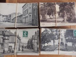 Lot Cartes Postales De France (981 CPA Et 86 Des Années 1950) - Postcards