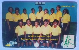73JAMA Volleyball Team J$100 - Jamaica