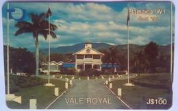 74JAMA Vale Royal J$100 - Jamaica