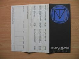 THEATRE DU MIDI-CARCASSONNE - Europe
