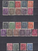 Yugoslavia Kingdom King Alexander 1931 Mi#228-237 I And II With And Without Inscr. On The Bottom-incl 236 I B +++ - 1931-1941 Königreich Jugoslawien
