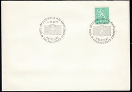 Finland 1972 - 60th Anniversary Of Stock Exchange In Helsinki - Commemorative Postmark 4.10.1972 - Finlande