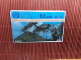 Phonecard Aruba 409 C Used Rare - Aruba