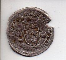 REF 1  : Monnaie Coin Royale Silver Argent à Identifier - 987-1789 Royal