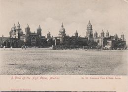 AK Madras Chennai சென்னை மெட்ராஸ் மதராஸ் High Court Tamil Nadu தமிழ் நாடு Indien British India Inde Indie भारत गणराज्य - India