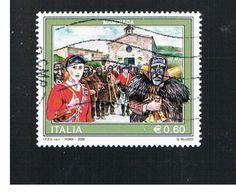 ITALIA REPUBBLICA  - UNIF. 3099 -  2008 TURISTICA: MAMOIADA      - USATO - 2011-...: Usati
