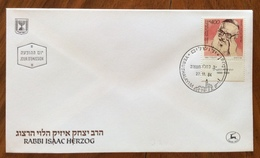 ISRAEL RABBI ISAAC HERZOG  400 - Israele
