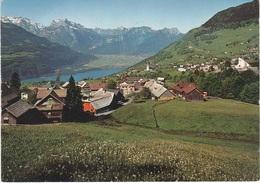 AK Amden Walensee Glarneralpen A Weesen Obstalden Mühlehorn Quarten Walenstadt Niederurnen St. Gallen SG Schweiz Suisse - SG St. Gall