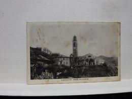 LANGASCO  -- GENOVA  -- CHIESA PARROCCHIALE - Genova