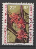 POLYNÉSIE FRANÇAISE 2013 :  Journée Des Mille Fleurs - OBLITÉRÉ. - Polynésie Française