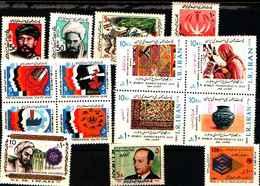 72140) LOTTO FRANCOBOLLI DELL' IRAN- MNH** - Iran