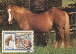 AK Fujeira Fudschaira الفجيرة Briefmarke UAE United Arab Emirates Vereinigte Arabische Emirate الإمارات العربية المتحدة - Ver. Arab. Emirate