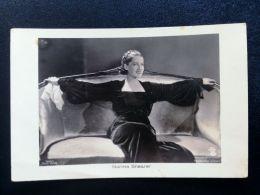 Post Card Film Movie Cinema Actor Actress Ross Norma Shearer 7252 - Actors